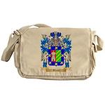Blanc Messenger Bag