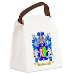 Blanc Canvas Lunch Bag