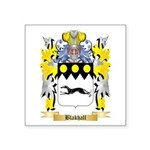 Blakhall Square Sticker 3