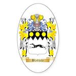 Blakhale Sticker (Oval 50 pk)