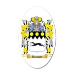 Blakhale 20x12 Oval Wall Decal