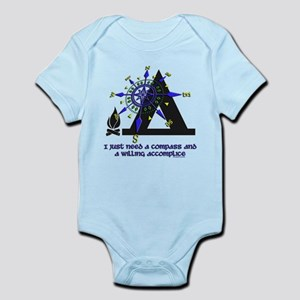 compass and willing accomplice-1-CAMPING Body Suit