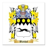 Blakhal Square Car Magnet 3