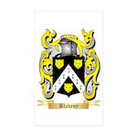 Blakeny Sticker (Rectangle 50 pk)