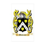 Blakeney Sticker (Rectangle 50 pk)