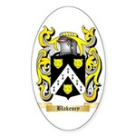 Blakeney Sticker (Oval)