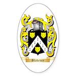 Blakeney Sticker (Oval 10 pk)