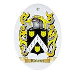 Blakeney Ornament (Oval)