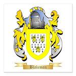 Blakeman Square Car Magnet 3