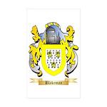 Blakeman Sticker (Rectangle 50 pk)