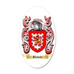 Blakely Oval Car Magnet