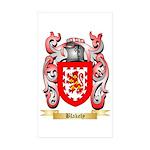 Blakely Sticker (Rectangle 10 pk)