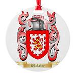 Blakeley Round Ornament
