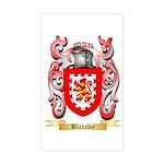 Blakeley Sticker (Rectangle)