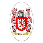 Blakeley Sticker (Oval)