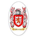 Blakeley Sticker (Oval 50 pk)