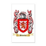 Blakeley 20x12 Wall Decal