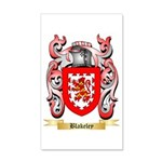 Blakeley 35x21 Wall Decal