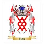 Blake Square Car Magnet 3
