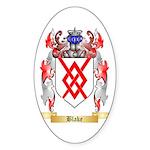 Blake Sticker (Oval 50 pk)