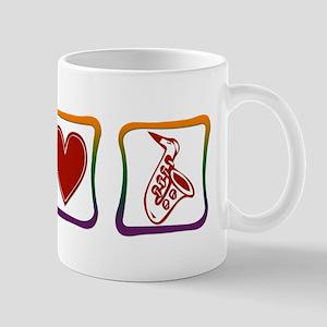 Trumpets Mug