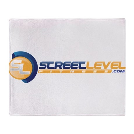 StreetLevelFitness_FA_Edward.png Throw Blanket