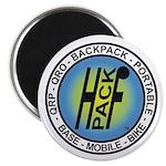 HFPACK Magnet, full color, white background, 2.2