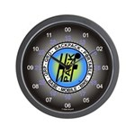 HFPACK UTC Clock 12hr movement +24hr face