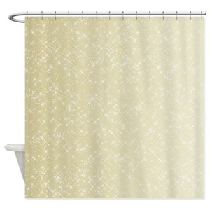 Sparkle Shower Curtains