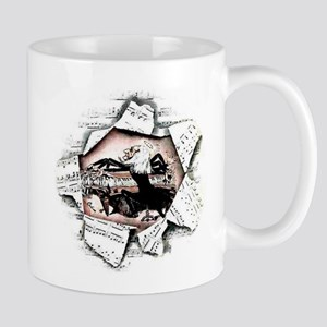 The 'MAD' Pianist #1 - Mug