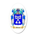 Blaise 20x12 Oval Wall Decal