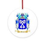 Blais Ornament (Round)