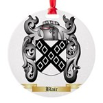 Blair Round Ornament