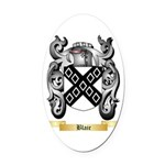 Blair Oval Car Magnet