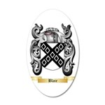 Blair 20x12 Oval Wall Decal