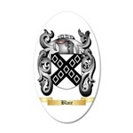 Blair 35x21 Oval Wall Decal