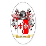 Blahut Sticker (Oval 10 pk)