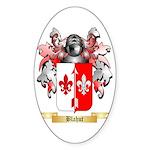 Blahut Sticker (Oval 50 pk)