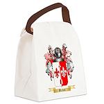 Blahut Canvas Lunch Bag