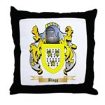 Blagg Throw Pillow