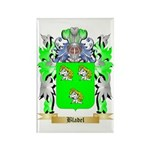 Bladel Rectangle Magnet (100 pack)