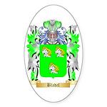 Bladel Sticker (Oval 50 pk)