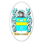 Blackwood Sticker (Oval 50 pk)