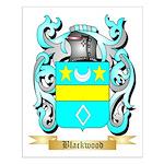 Blackwood Small Poster