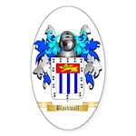Blackwall Sticker (Oval 50 pk)