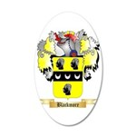 Blackmore 35x21 Oval Wall Decal