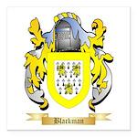 Blackman Square Car Magnet 3