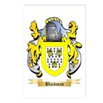 Blackman Postcards (Package of 8)