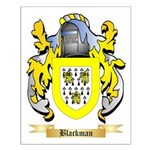 Blackman Small Poster