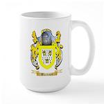 Blackman Large Mug